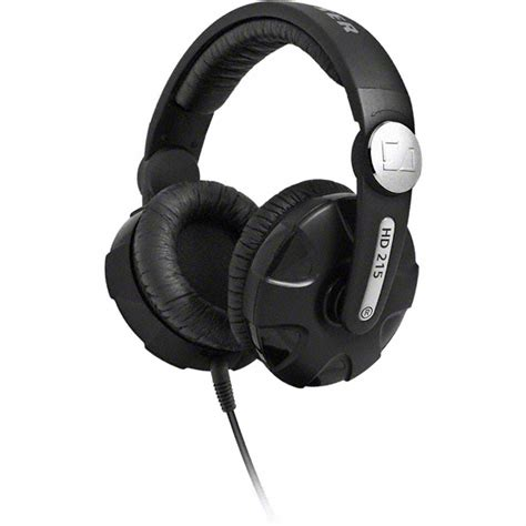 Headset Sennheiser Hd 215 sennheiser hd 215 ii on ear headphones
