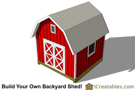 12x12 Shed Home Depot by 12x12 Gambrel Shed Plans 12x12 Barn Shed Plans