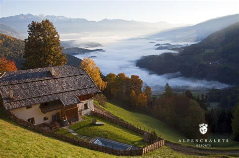 berghütte in den alpen mieten mountain lodge in st lorenzen h 252 ttenurlaub in kronplatz