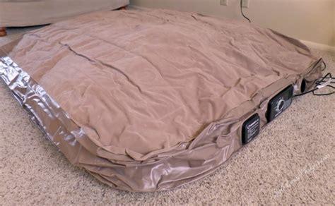 deflate air mattress    pump air bed