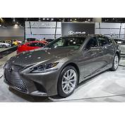 2018 Lexus LS 500h Made Its North American Debut  Drivers
