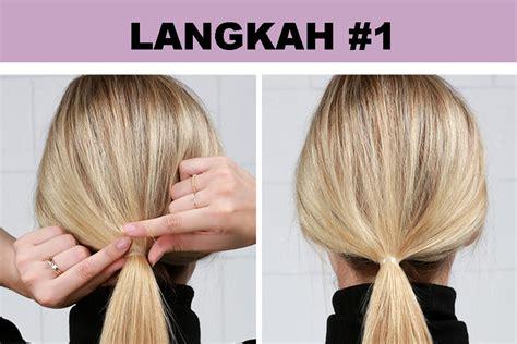 tutorial rambut diikat bisa til beda dengan tutorial rambut inspirasi dari new