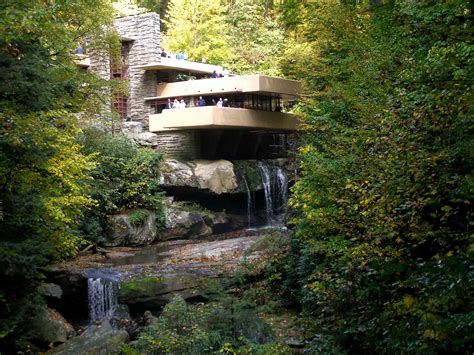 falling water house frank lloyd wright fallingwater architecture