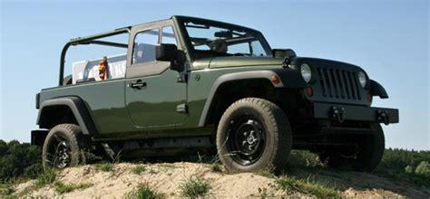 modern army jeep jeep mobilizes production j8 wrangler