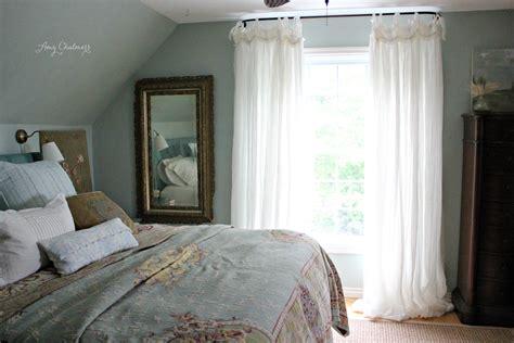 maison decor luscious linen balloon curtains  master