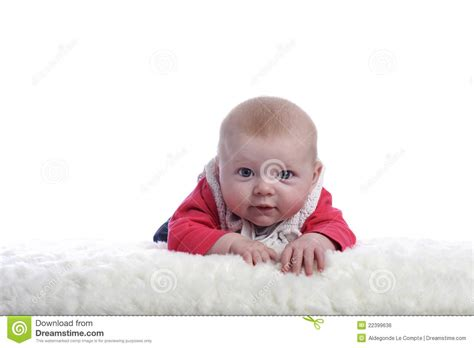 baby 4 months royalty free 4 months baby looking at the royalty free stock image image 22399636