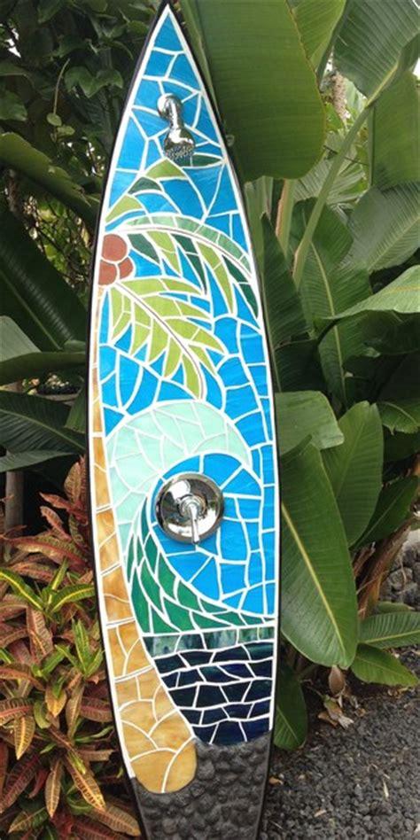 hawaii outdoor shower wave design outdoor shower tropical hawaii by