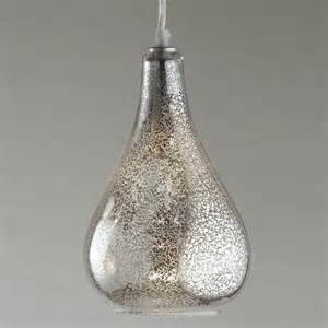Mercury Glass Pendant Light Glass Bulb Pendant Clear Crackled Or Mercury Glass Pendant Lighting By Shades Of Light