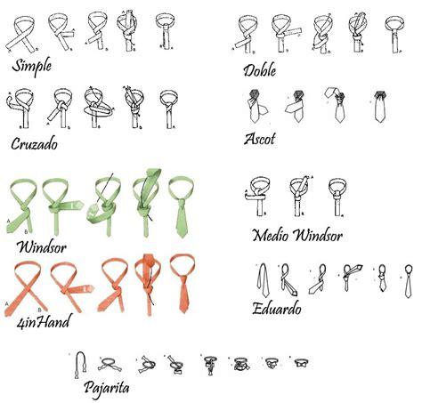corbata nudo como hacer el nudo de la corbata taringa