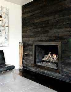 fireplaces wall treatments and woods on