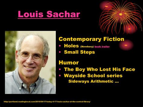 the boy who lost his face by louis sachar fictiondb ppt 6 th grade author study powerpoint presentation id 2079599