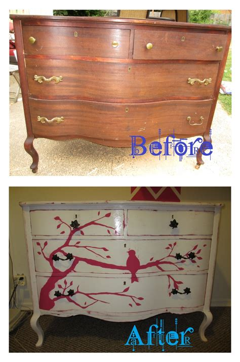 hand painted furniture ideas dresser make over hand painted furniture ideas pinterest