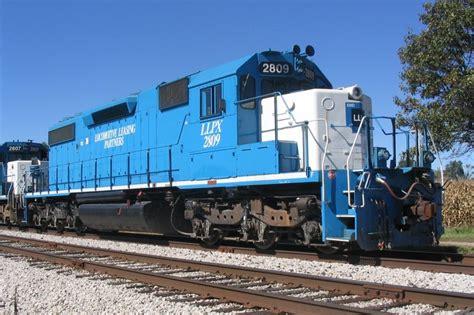 IAIS Railfans Photo Gallery :: LLPX 2809 - Engineer's Side ...