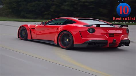 top 10 most popular sports cars in the world youtube