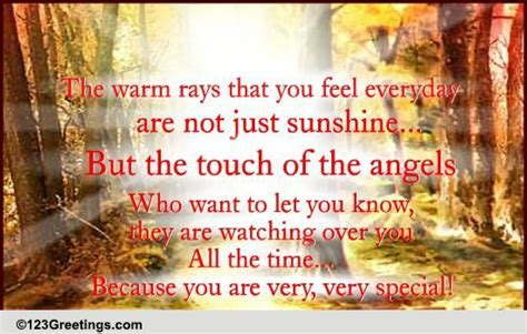 Inspirational Angel Cards, Free Inspirational Angel Wishes