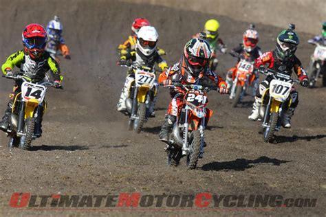 ama amatuer motocross ricky carmichael amateur sx 145k in daytona contingency