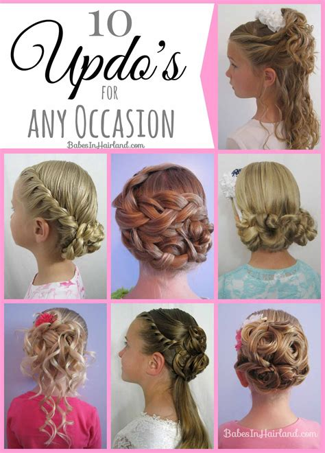 how to do fancy hairstyles for kids snaking nested braids