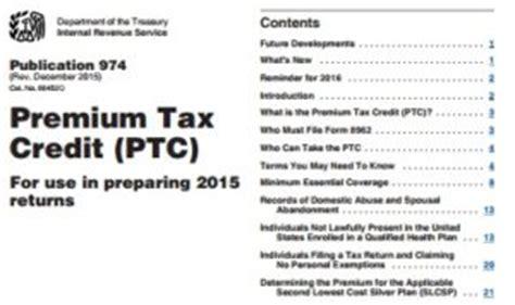 Premium Tax Credit Form Irs Medi Cal Income Drop Pay Back Premiums