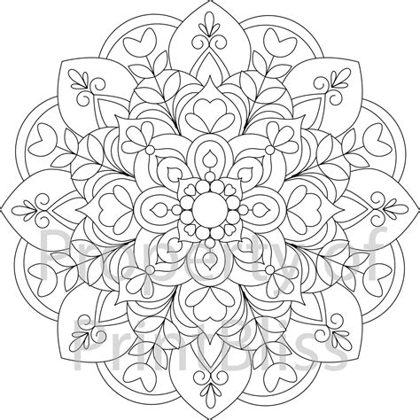 coloring pages flower mandala coloring pages printable flower mandala printable coloring pages coloringsuite com