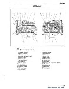 Isuzu 3ld1 Parts Isuzu 3lb1 Engine Diagram