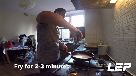 how to make pancake in less than 5 minutes cara membuat how to make protein pancakes in less than 5 minutes with