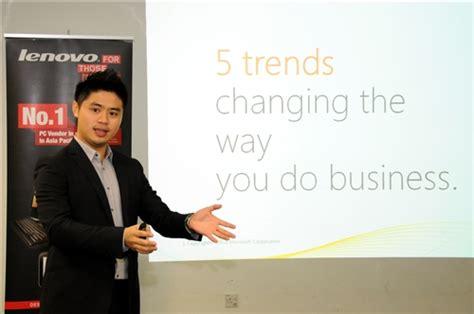 Microsoft Office Di Malaysia moy hong chiong microsoft office 365 specialist microsoft malaysia lenovo intel and