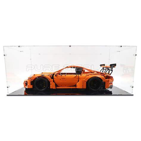 lego porsche 911 gt3 rs lego 42056 porsche 911 gt3 rs display