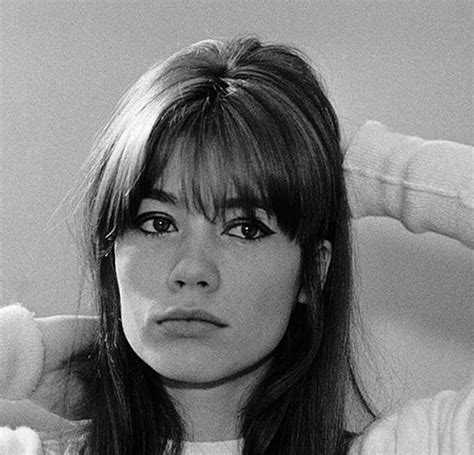 francoise hardy hair 44 best fran 231 oise hardy images on pinterest francoise