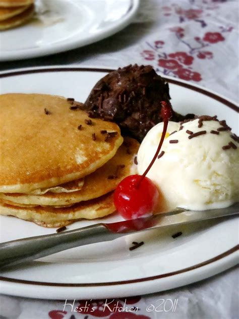membuat pancake mengembang hesti s kitchen yummy for your tummy buttermilk fluffy