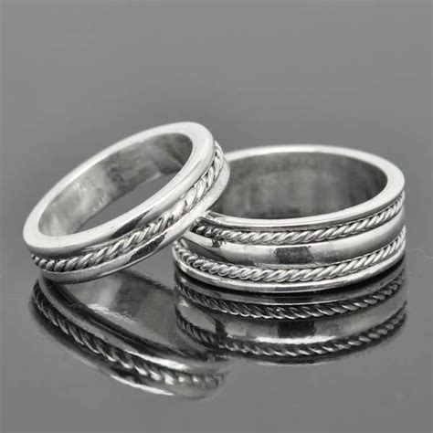 infinity mens wedding band infinity ring wedding band wedding ring engagement ring