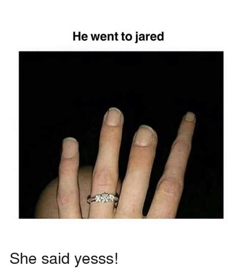 He Went To Jared Meme - 25 best memes about jared jared memes