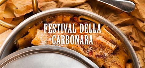 corsi di cucina eataly roma eataly roma presenta il festival della carbonara eataly