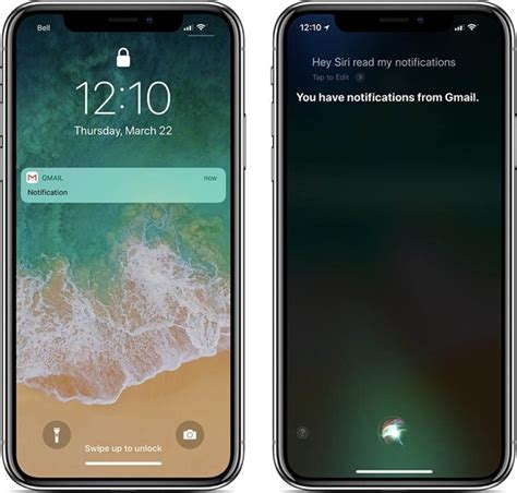 siri  blurting  private notifications  iphone lock screens  apple scrambles