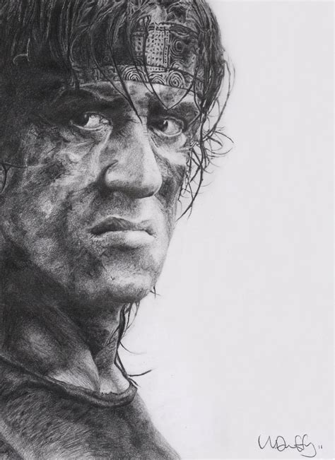dibujos hiperrealistas 1000 images about rambo on pinterest artworks first