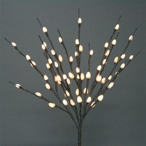 how to lighted branches light garden 01089 184142 electric willow lighted