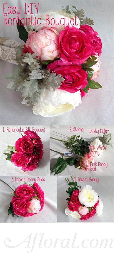 Best 25  Fake flower bouquets ideas on Pinterest   Fake