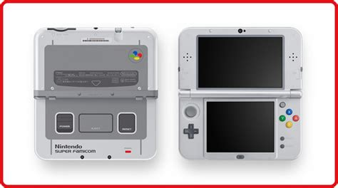 New Nintendo 3ds Reguler Kecil new nintendo 3ds gets limited famicom snes design in japan news anime news network