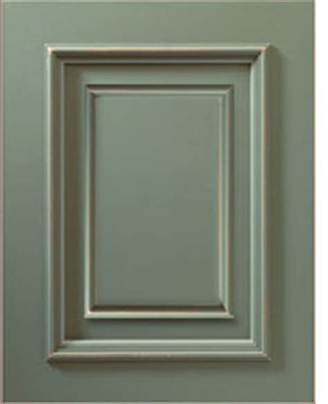 Adding Trim To Cabinet Doors by Home Dzine Kitchen How To Make Raised Panel Cabinet Or