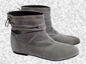 Sepatu Flat Grey Lace wp images brown boots post 13