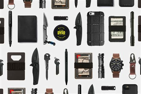 best every day carry the best everyday carry of 2016 gearmoose