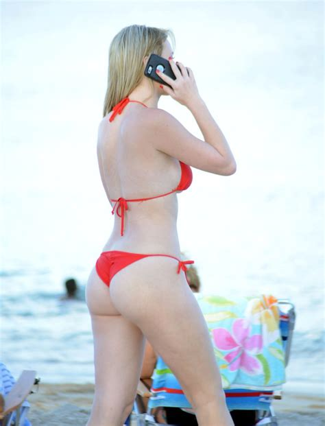 Rachel Sanders In A Bikini Photos TheFappening