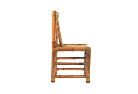 chaise bambou chaise exotique en bambou pour le s 233 jour bali koh deco