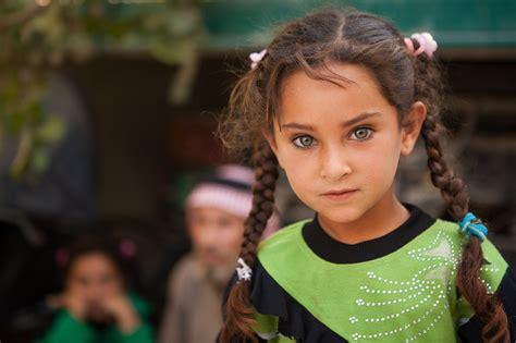Syari And Kid meet the syrian children living in s refugee cs