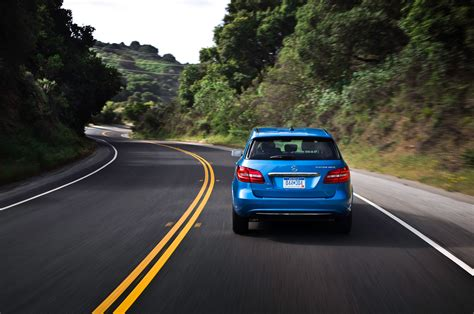 drive on 2014 mercedes benz b class electric drive review