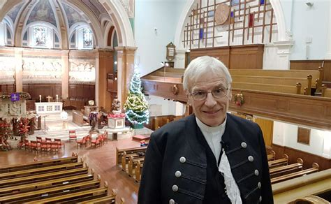 christmas message   moderator  church  scotland