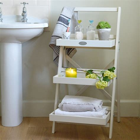 decorative ladder for bathroom how to style decorative ladders