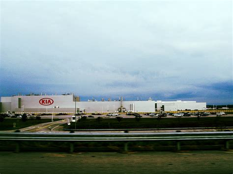 Kia West Point Kia Plant In West Point Flickr Photo
