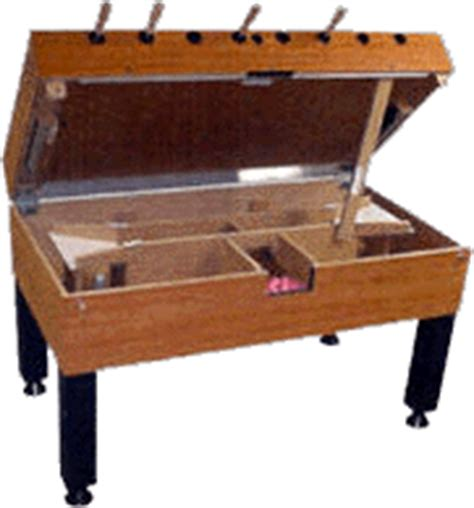 tornado foosball table for sale 403 forbidden