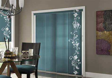 patio door blinds and shades inspiration and ideas nh