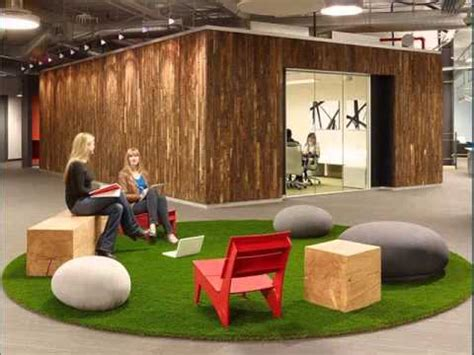 Pixar Offices fake artificial grass design samples artificial grass